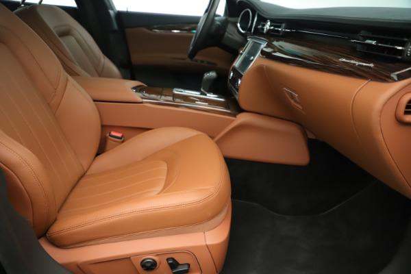 Used 2014 Maserati Quattroporte S Q4 for sale Sold at Bugatti of Greenwich in Greenwich CT 06830 20