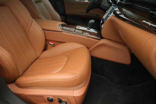 Used 2014 Maserati Quattroporte S Q4 for sale Sold at Bugatti of Greenwich in Greenwich CT 06830 21