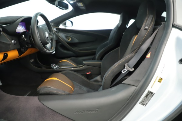 Used 2016 McLaren 570S Coupe for sale Sold at Bugatti of Greenwich in Greenwich CT 06830 14