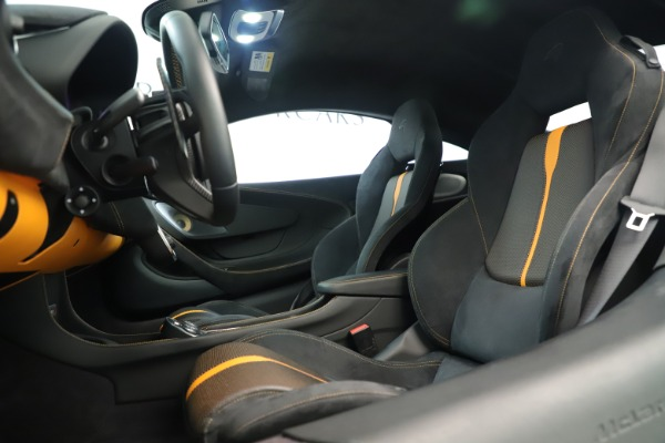 Used 2016 McLaren 570S Coupe for sale Sold at Bugatti of Greenwich in Greenwich CT 06830 15