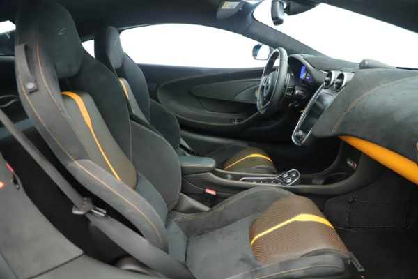 Used 2016 McLaren 570S Coupe for sale Sold at Bugatti of Greenwich in Greenwich CT 06830 17