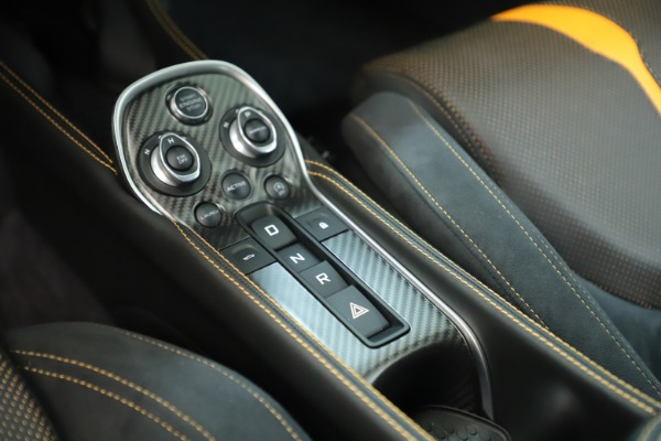 Used 2016 McLaren 570S Coupe for sale Sold at Bugatti of Greenwich in Greenwich CT 06830 21