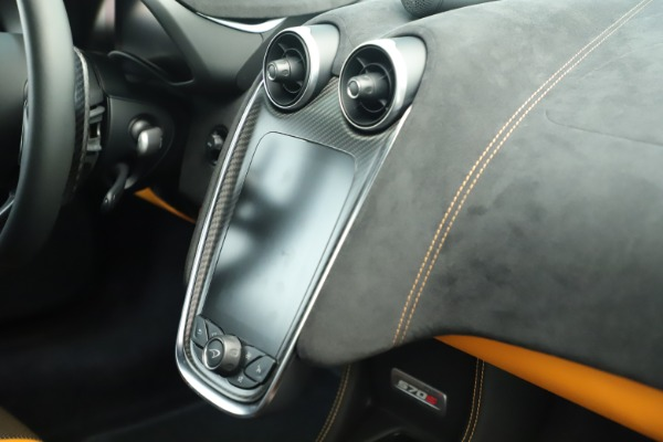 Used 2016 McLaren 570S Coupe for sale Sold at Bugatti of Greenwich in Greenwich CT 06830 22