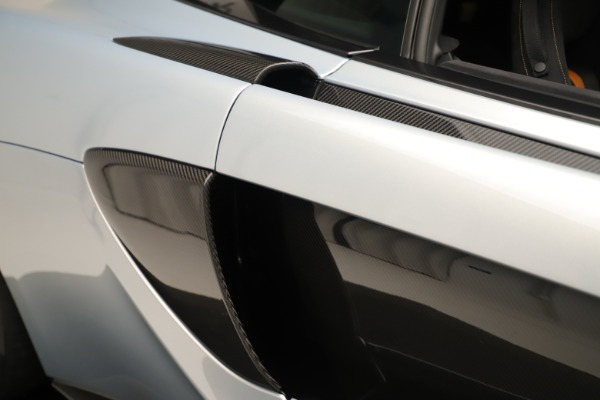Used 2016 McLaren 570S Coupe for sale Sold at Bugatti of Greenwich in Greenwich CT 06830 23