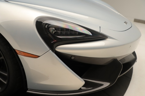 Used 2016 McLaren 570S Coupe for sale Sold at Bugatti of Greenwich in Greenwich CT 06830 24