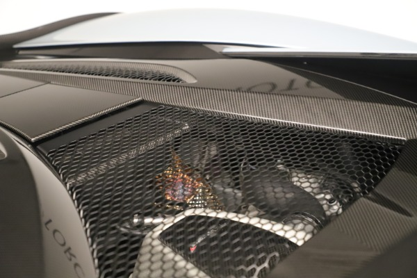 Used 2016 McLaren 570S Coupe for sale Sold at Bugatti of Greenwich in Greenwich CT 06830 26