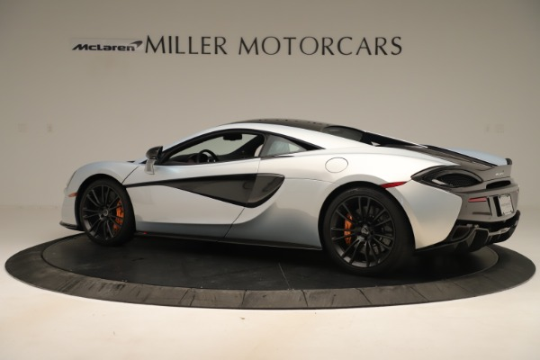 Used 2016 McLaren 570S Coupe for sale Sold at Bugatti of Greenwich in Greenwich CT 06830 3