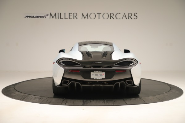 Used 2016 McLaren 570S Coupe for sale Sold at Bugatti of Greenwich in Greenwich CT 06830 5
