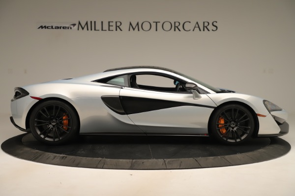 Used 2016 McLaren 570S Coupe for sale Sold at Bugatti of Greenwich in Greenwich CT 06830 8