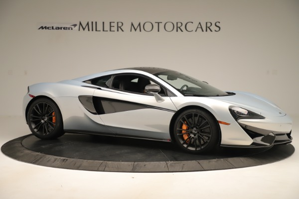 Used 2016 McLaren 570S Coupe for sale Sold at Bugatti of Greenwich in Greenwich CT 06830 9