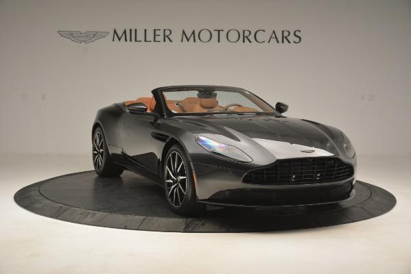 Used 2019 Aston Martin DB11 V8 Volante for sale Sold at Bugatti of Greenwich in Greenwich CT 06830 10