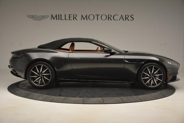 Used 2019 Aston Martin DB11 V8 Volante for sale Sold at Bugatti of Greenwich in Greenwich CT 06830 15