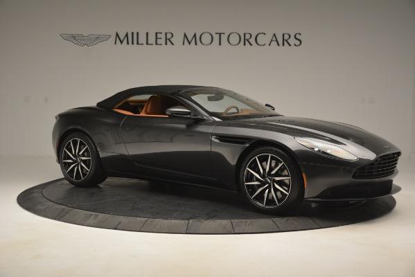 Used 2019 Aston Martin DB11 V8 Volante for sale Sold at Bugatti of Greenwich in Greenwich CT 06830 16