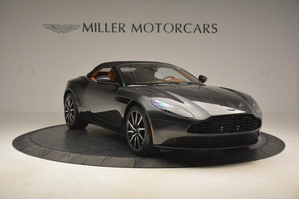 Used 2019 Aston Martin DB11 V8 Volante for sale Sold at Bugatti of Greenwich in Greenwich CT 06830 17