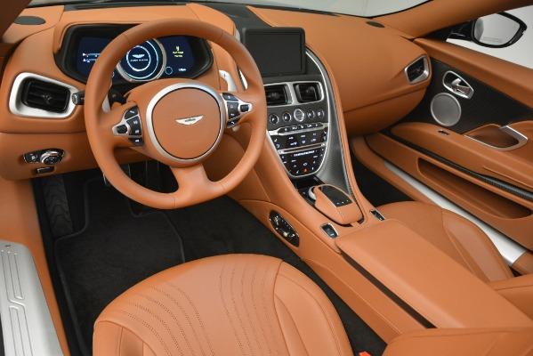 Used 2019 Aston Martin DB11 V8 Volante for sale Sold at Bugatti of Greenwich in Greenwich CT 06830 18