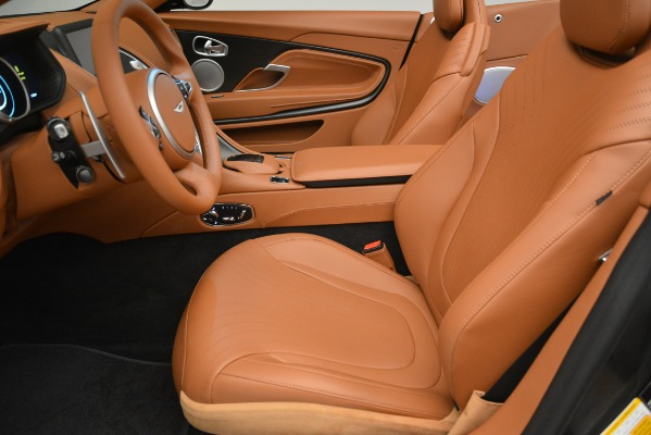 Used 2019 Aston Martin DB11 V8 Volante for sale Sold at Bugatti of Greenwich in Greenwich CT 06830 19
