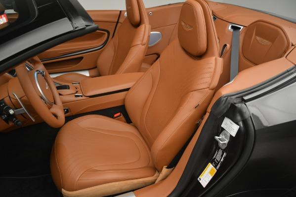 Used 2019 Aston Martin DB11 V8 Volante for sale Sold at Bugatti of Greenwich in Greenwich CT 06830 20