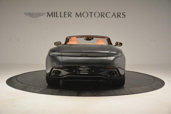Used 2019 Aston Martin DB11 V8 Volante for sale Sold at Bugatti of Greenwich in Greenwich CT 06830 5