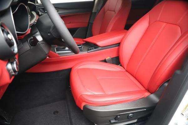 New 2019 Alfa Romeo Stelvio Ti Q4 for sale Sold at Bugatti of Greenwich in Greenwich CT 06830 15