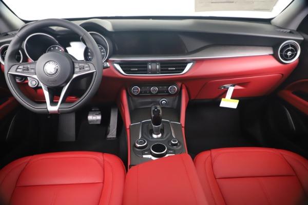 New 2019 Alfa Romeo Stelvio Ti Q4 for sale Sold at Bugatti of Greenwich in Greenwich CT 06830 16