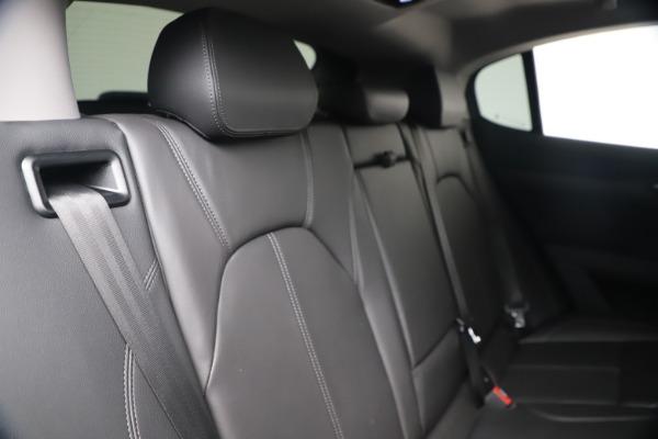 New 2019 Alfa Romeo Stelvio Ti Q4 for sale Sold at Bugatti of Greenwich in Greenwich CT 06830 26