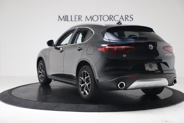 New 2019 Alfa Romeo Stelvio Ti Q4 for sale Sold at Bugatti of Greenwich in Greenwich CT 06830 5