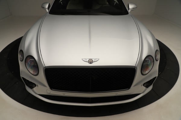 Used 2020 Bentley Continental GT V8 First Edition for sale $269,635 at Bugatti of Greenwich in Greenwich CT 06830 13