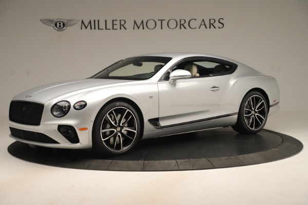 Used 2020 Bentley Continental GT V8 First Edition for sale $269,635 at Bugatti of Greenwich in Greenwich CT 06830 2