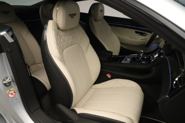 Used 2020 Bentley Continental GT V8 First Edition for sale $269,635 at Bugatti of Greenwich in Greenwich CT 06830 28