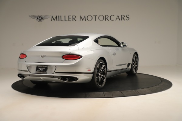 Used 2020 Bentley Continental GT V8 First Edition for sale $269,635 at Bugatti of Greenwich in Greenwich CT 06830 7