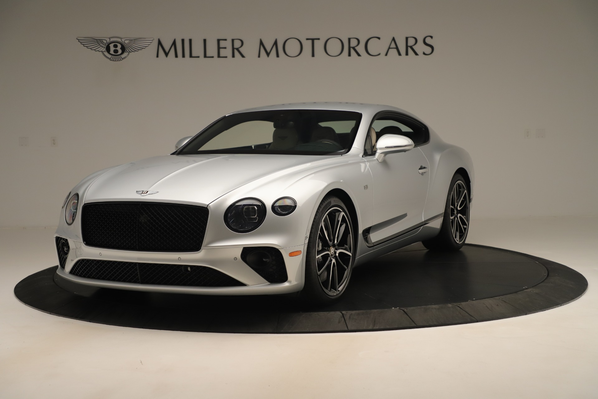 Used 2020 Bentley Continental GT V8 First Edition for sale $269,635 at Bugatti of Greenwich in Greenwich CT 06830 1