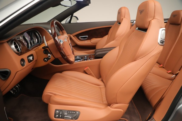 Used 2016 Bentley Continental GT V8 S for sale Sold at Bugatti of Greenwich in Greenwich CT 06830 24