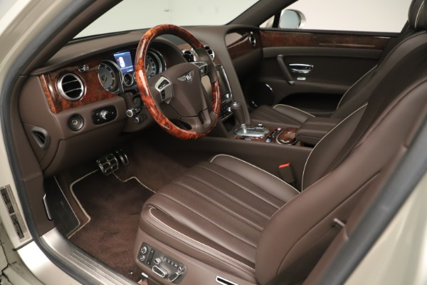 Used 2015 Bentley Flying Spur V8 for sale Sold at Bugatti of Greenwich in Greenwich CT 06830 16