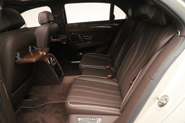 Used 2015 Bentley Flying Spur V8 for sale Sold at Bugatti of Greenwich in Greenwich CT 06830 21