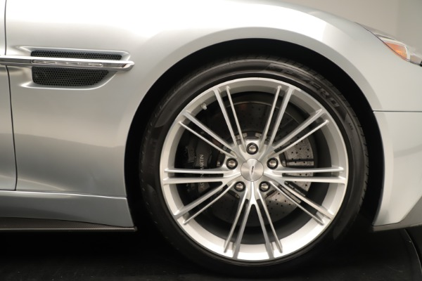 Used 2014 Aston Martin Vanquish Coupe for sale $116,900 at Bugatti of Greenwich in Greenwich CT 06830 19