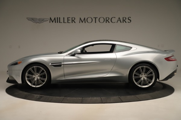 Used 2014 Aston Martin Vanquish Coupe for sale $116,900 at Bugatti of Greenwich in Greenwich CT 06830 2