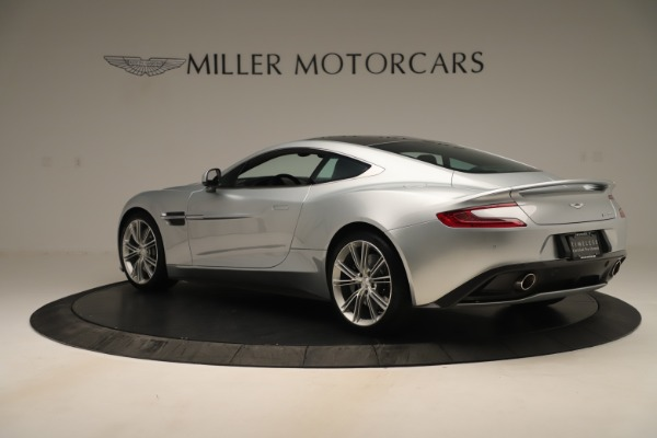 Used 2014 Aston Martin Vanquish Coupe for sale $116,900 at Bugatti of Greenwich in Greenwich CT 06830 3