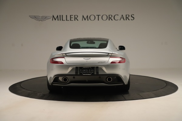 Used 2014 Aston Martin Vanquish Coupe for sale $116,900 at Bugatti of Greenwich in Greenwich CT 06830 5