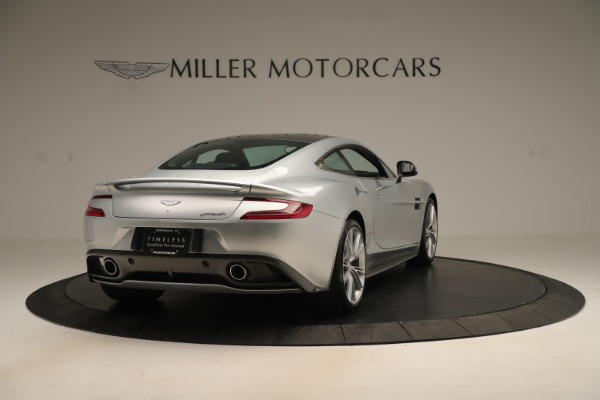 Used 2014 Aston Martin Vanquish Coupe for sale $119,900 at Bugatti of Greenwich in Greenwich CT 06830 6