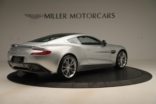 Used 2014 Aston Martin Vanquish Coupe for sale $119,900 at Bugatti of Greenwich in Greenwich CT 06830 7