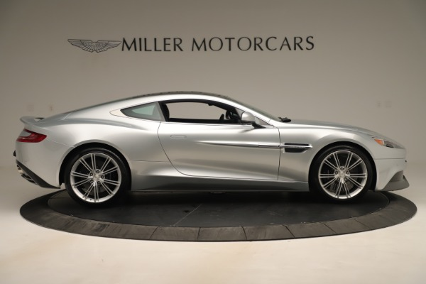 Used 2014 Aston Martin Vanquish Coupe for sale $116,900 at Bugatti of Greenwich in Greenwich CT 06830 8