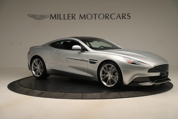 Used 2014 Aston Martin Vanquish Coupe for sale $119,900 at Bugatti of Greenwich in Greenwich CT 06830 9