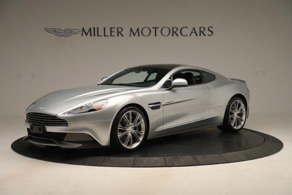 Used 2014 Aston Martin Vanquish Coupe for sale $119,900 at Bugatti of Greenwich in Greenwich CT 06830 1