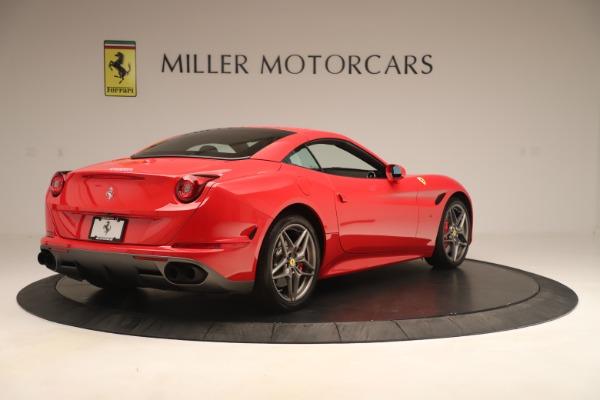 Used 2016 Ferrari California T for sale Sold at Bugatti of Greenwich in Greenwich CT 06830 16