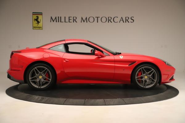 Used 2016 Ferrari California T for sale Sold at Bugatti of Greenwich in Greenwich CT 06830 17