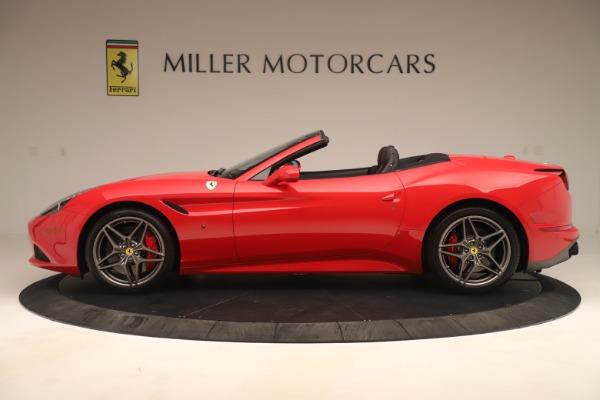 Used 2016 Ferrari California T for sale Sold at Bugatti of Greenwich in Greenwich CT 06830 3