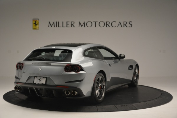 Used 2019 Ferrari GTC4LussoT V8 for sale Sold at Bugatti of Greenwich in Greenwich CT 06830 7