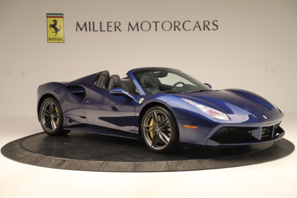 Used 2019 Ferrari 488 Spider for sale Sold at Bugatti of Greenwich in Greenwich CT 06830 10