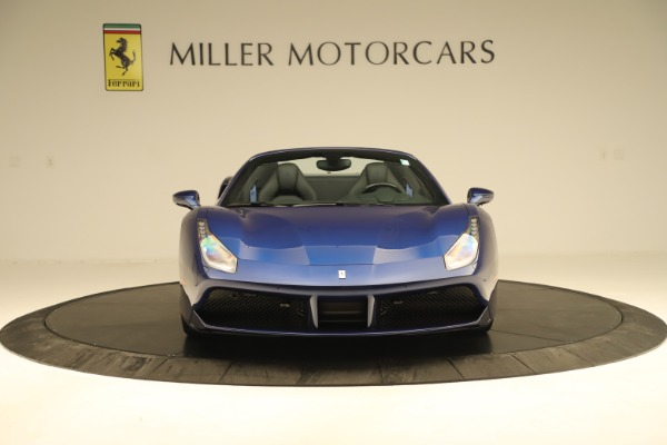Used 2019 Ferrari 488 Spider for sale Sold at Bugatti of Greenwich in Greenwich CT 06830 12
