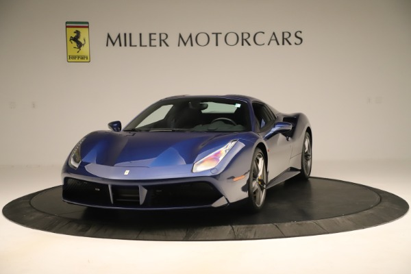 Used 2019 Ferrari 488 Spider for sale Sold at Bugatti of Greenwich in Greenwich CT 06830 13